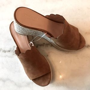 🎀NEW🎀 Kate Spade Wedge Espadrille Sandal